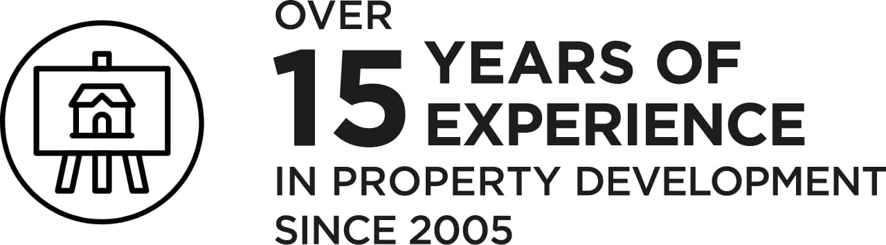 Experienced in Property Development