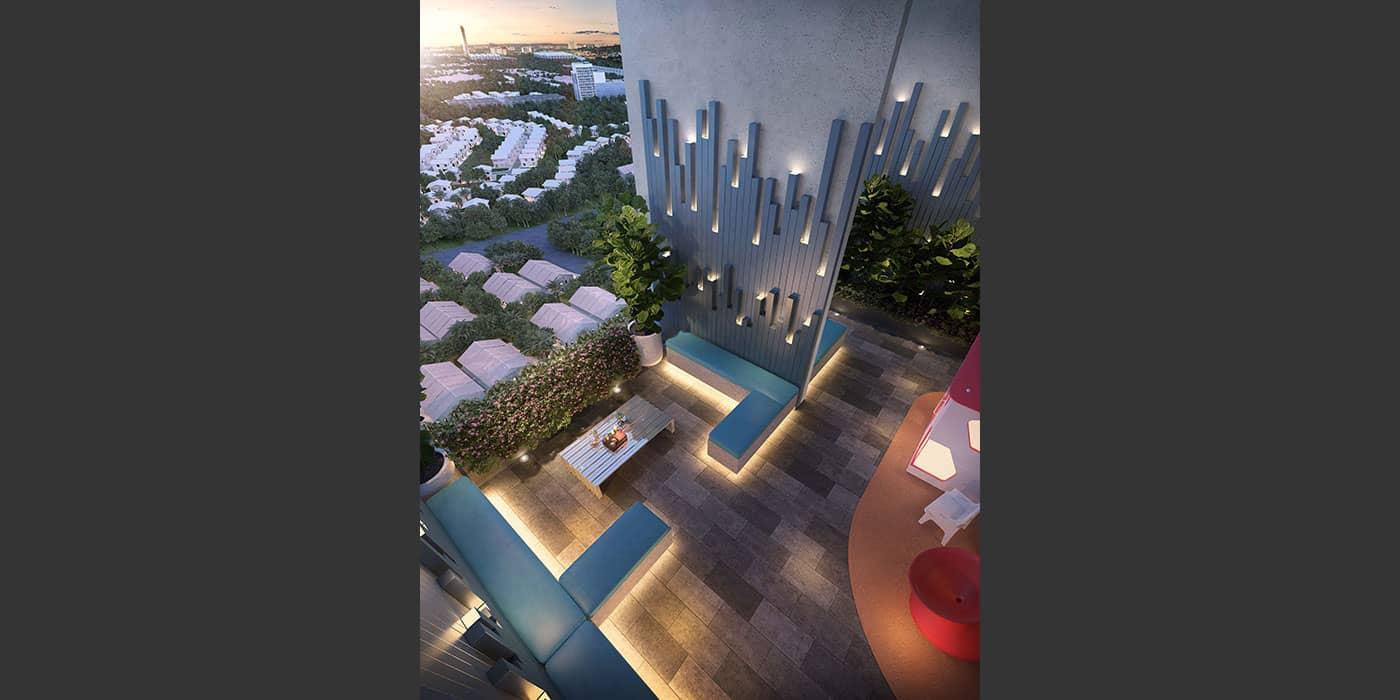 Trion2 Sky Garden