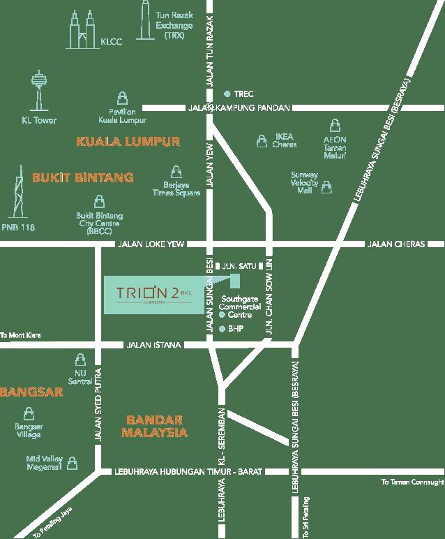 Location: Shopping Malls